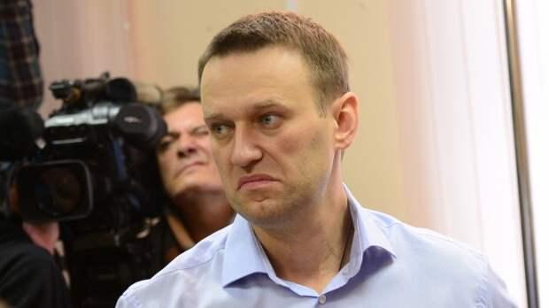 Навального обвиняют в «роспиле» пожертвований