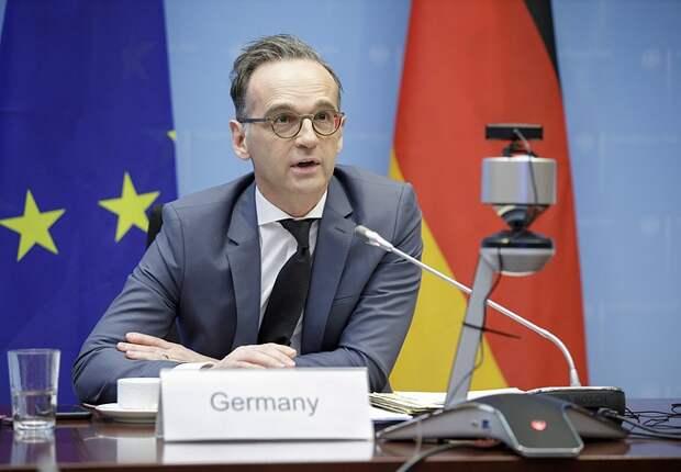 МИД Германии считает «нормандский формат» подходящим для деэскалации ситуации в Донбассе