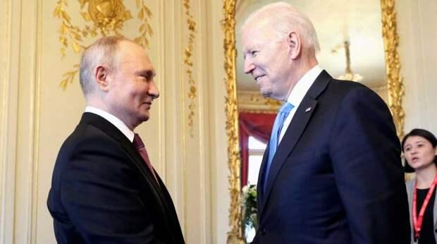 """""""Байден вот-вот уснет"""": французы оценили саммит РФ и США"""