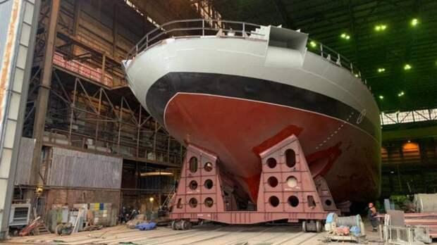 Проект 21180М: ледоколы будущего