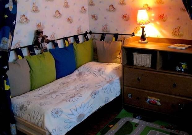 Утепляем детскую комнату *подборка