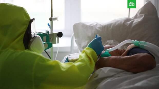 В РФ — 8 329 новых случаев коронавируса