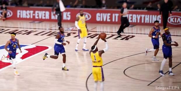 Лос-Анджелес Лейкерс - Денвер Наггетс: видеообзор матча НБА 19.09.2020 - ТЕЛЕГРАФ