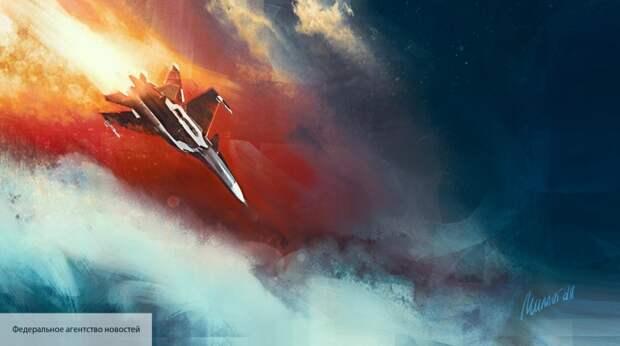 Forbes: пилоты ВКС России подсмотрели за секретной операцией НАТО в Черном море