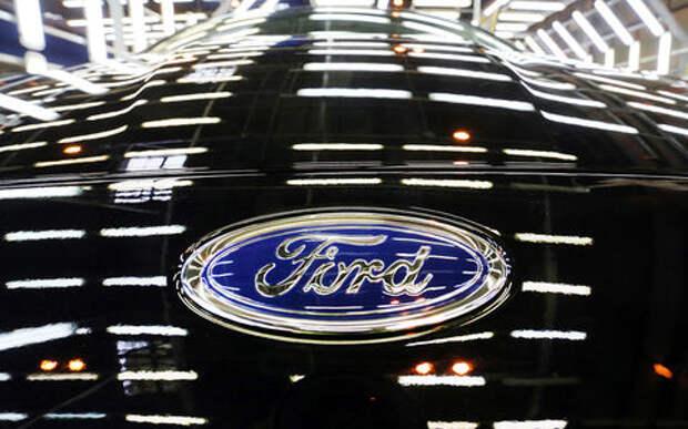 Ford начал поставлять запчасти для Фокуса в Европу из России