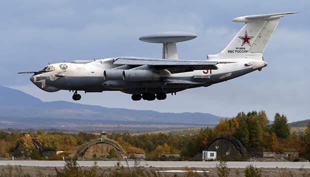 Воздушная разведка: AWACS против Ту-126