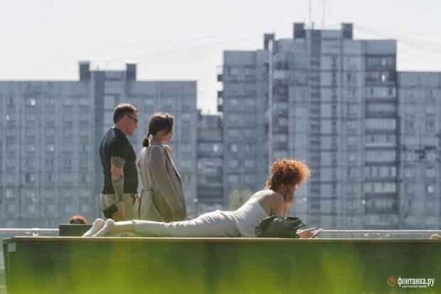Московская погода побила рекорд XIX века, в Петербурге до обещанных 28 градусов далеко