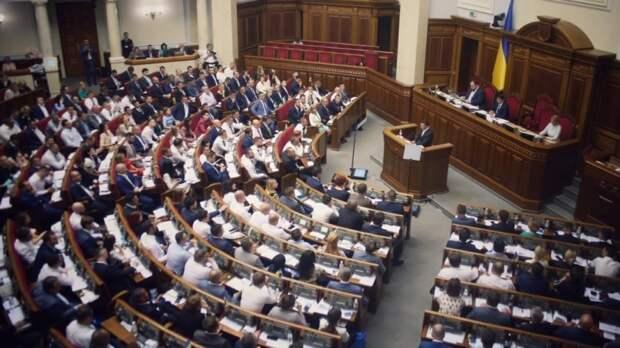 Двум украинским депутатам вручат подозрение в госизмене из-за Крыма