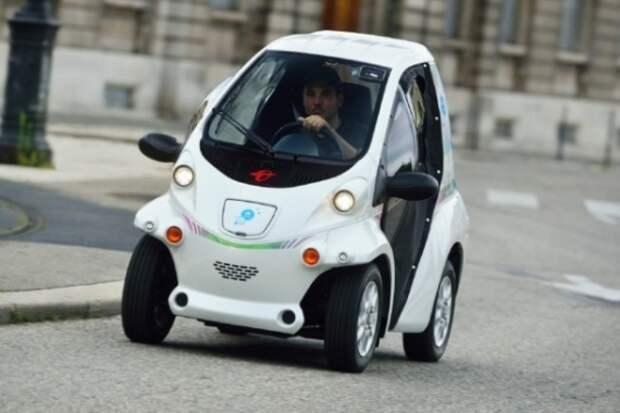 прокат электромобилей