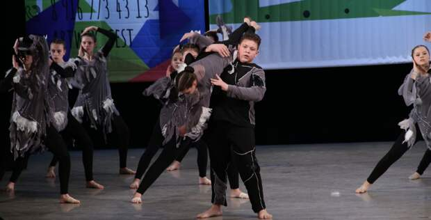Школьник из Куркина стал победителем Международного хореографического фестиваля