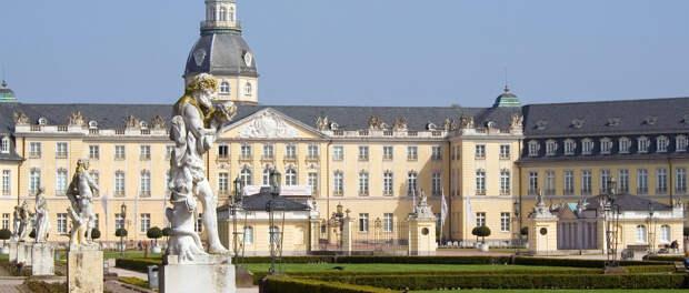 Музей земли Баден был основан в 1919 году в здании дворца Карлсруэ, некогда бывшем резиденцией великих князей Бадена
