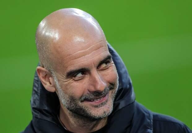 Гвардиола выиграл 31-й трофей в тренерской карьере