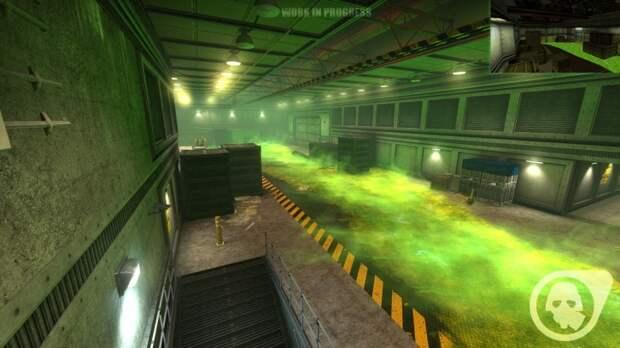 Скриншоты из Operation: Black Mesa — фанатского ремейка Half-Life: Opposing Force на Source