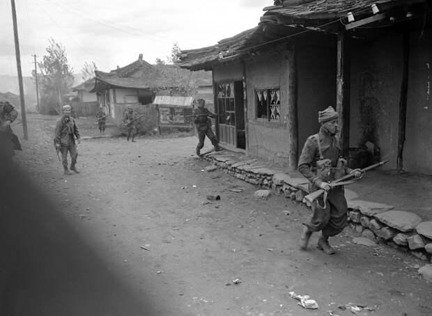 k26 1022 46 впечатляющих снимков Корейской войны