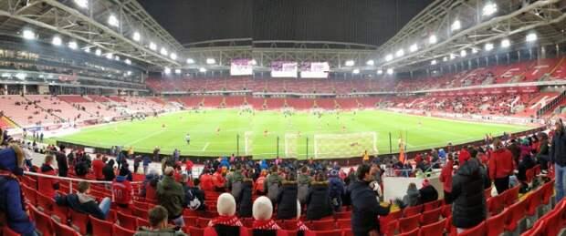 «Спартак» опубликовал список своих потенциальных соперников в квалификации Лиги чемпионов