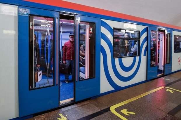 Восстановлено движение метро на Таганско-Краснопресненской линии в Москве