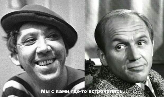 Театральные байки от Льва Дурова