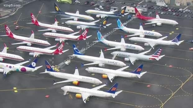 Когда полетят Boeing-737MAX?