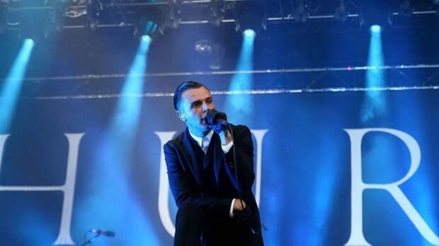 Британская группа Hurts отменила гастроли в России в поддержку альбома Faith