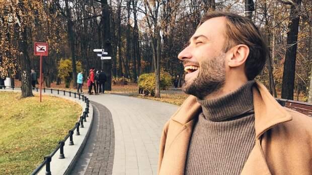 Телеведущий Дмитрий Шепелев решил попробовать новую концепцию заботы о ребенке