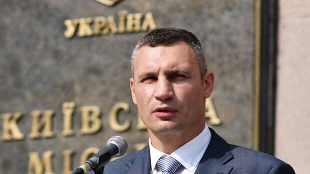 СМИ: Кличко пытаются уволить с поста главы киевской администрации