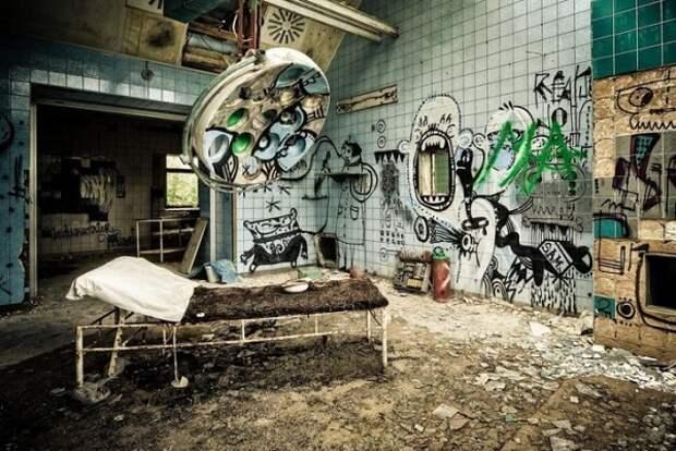 10 леденящих душу фото из лечебниц, которым самое место в ночных кошмарах