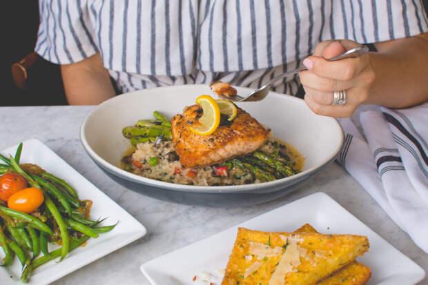 Слоуфуд – еда здоровых людей