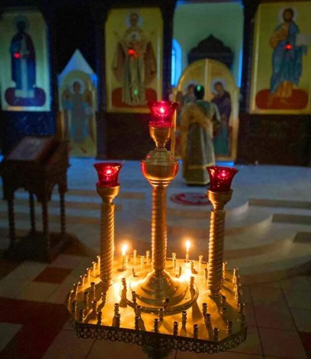 Мариино стояние в Бобруйском кафедральном соборе.