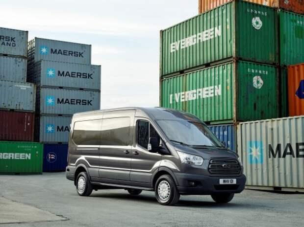 Объявлены цены на новый Ford Transit российского производства