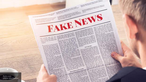 """Политолог Елисеева напомнила, что СМИ из """"Синдиката-100"""" не раз попадались на фейках"""