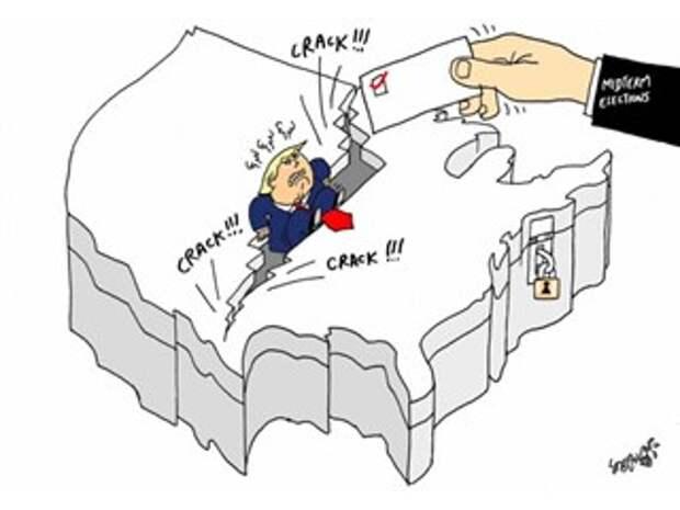 Об опасностях расколотого айсберга под названием USA