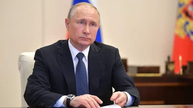 Путин перечислил ключевые проблемы международной безопасности