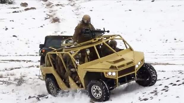 «Чисто для пушечного мясца»: соцсети обрушились с критикой на новый автомобиль Нацгвардии Украины