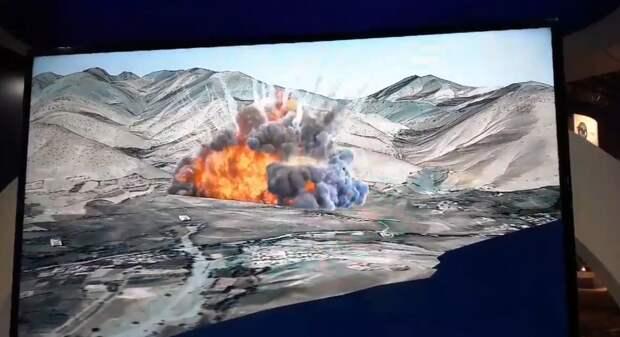 ВВС США показали перспективную систему «Золотая орда»
