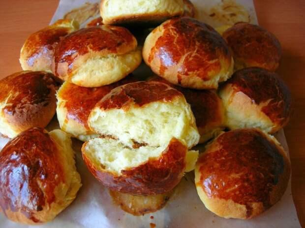 Пышные творожные булочки, которые долго не черствеют! булочки, домашние булочки, еда, кулинария, пышные булочки, рецепты, творожные булочки