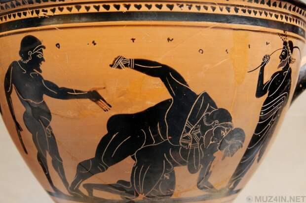Смерть перед поражением – невероятная история Аррихиона из Фигалии