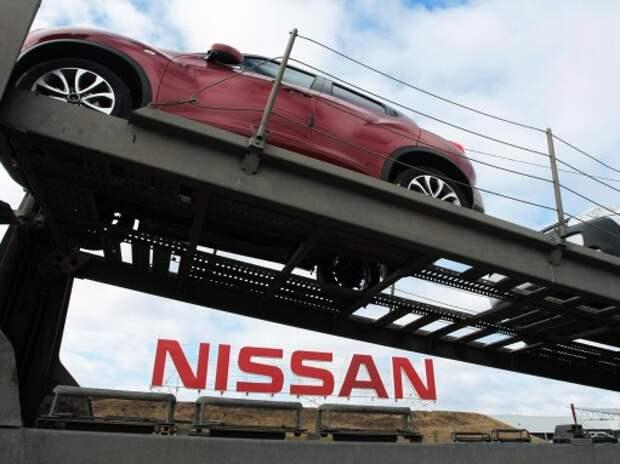 Завод Nissan в Петербурге могут наказать из-за жары в цехах
