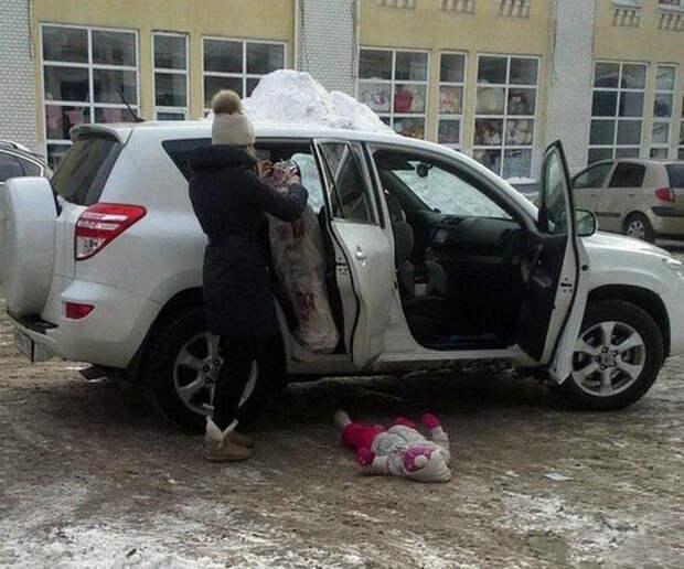 Когда твоя мама «автоледи».
