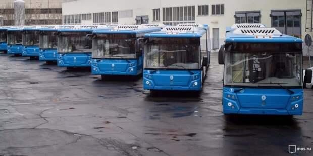 С 16 мая в Головинском изменился маршрут одного из автобусов