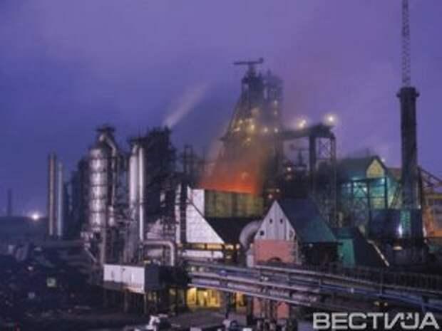 Алчевский металлургический комбинат полностью остановил производство