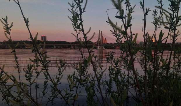 Температура воздуха в Казани пятый день подряд устанавливает рекорды