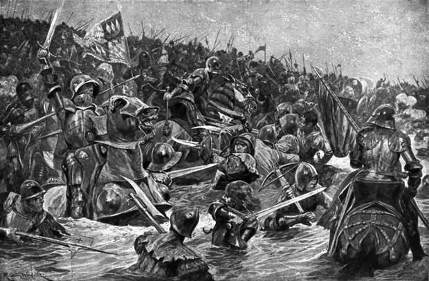 Сражения Средневековья: сложности поиска захоронений