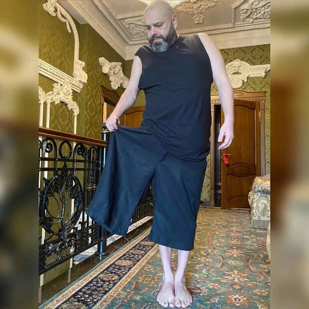 Минус сто: продюсер Максим Фадеев похвастался своим похудением