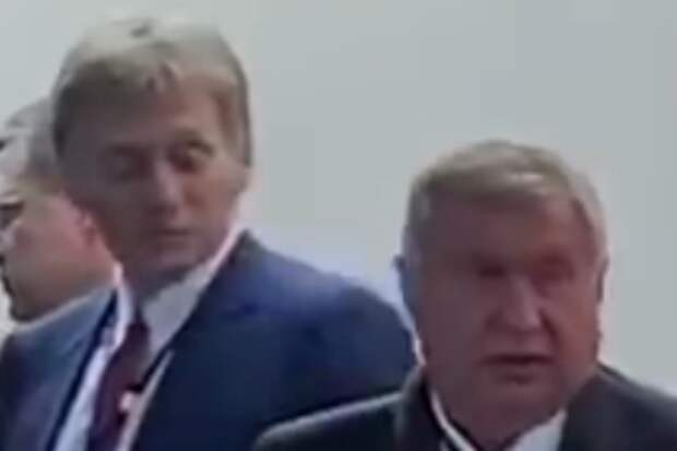 """""""М*****ое дело нехитрое"""": в """"Роснефти"""" ответили на вопрос о травме Сечина"""