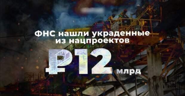 Налоговая и ФСБ обнаружили и вернули в бюджет России миллиарды украденных рублей