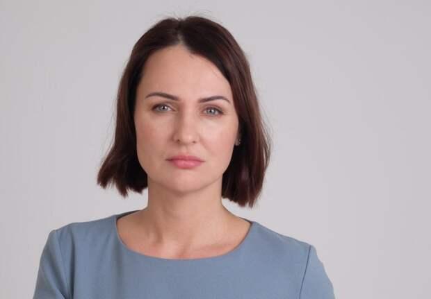Лидер «Совета матерей» Буцкая рассказала семьям о всех мерах поддержки / Фото: Ирина Уварова