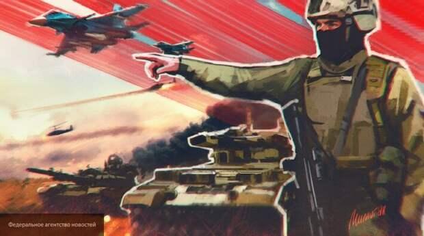 Британская Daily Express признала: Военная мощь России не дает покоя Западу