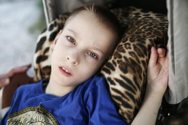 Поможем вместе: 9-летнему Ярику Мелецкому срочно нужна помощь