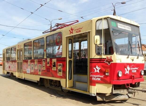Музыкальный трамвай запустят от Буммаша до улицы Промышленной в Ижевске