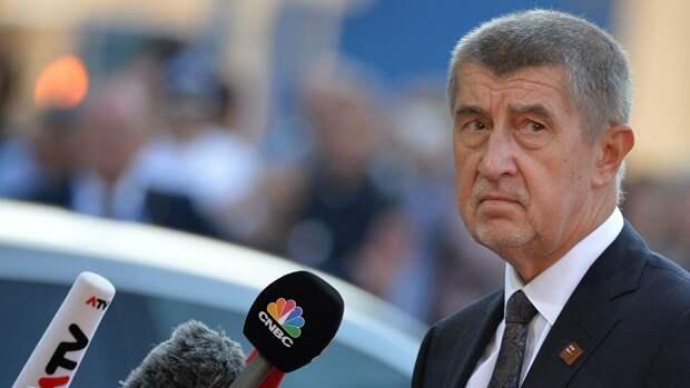 Премьер Чехии: взрыв в Врбетице не был нападением России
